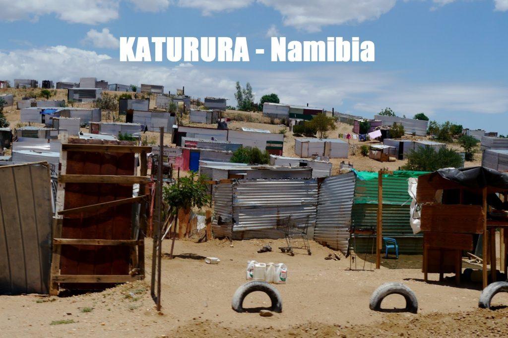 Bisbocci Abroad -  Katutura, Namibia