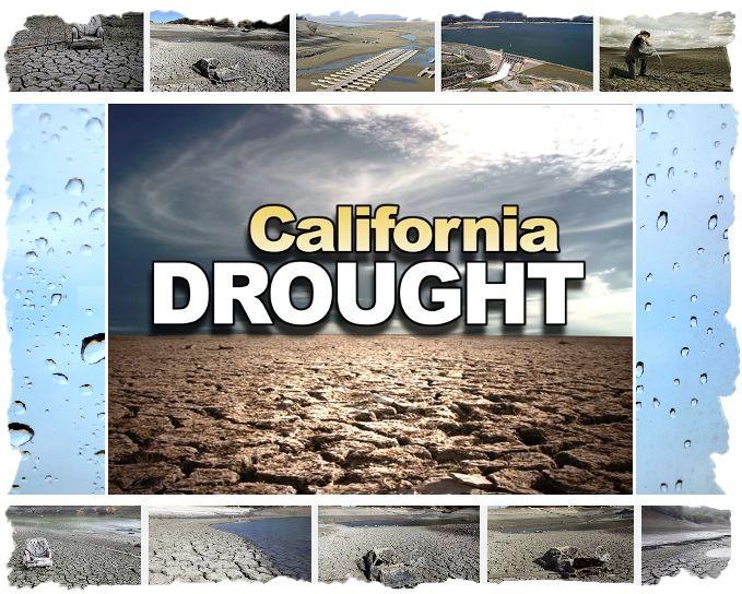 California se queda sin agua el rastreador de noticias - Agua sin cal ...