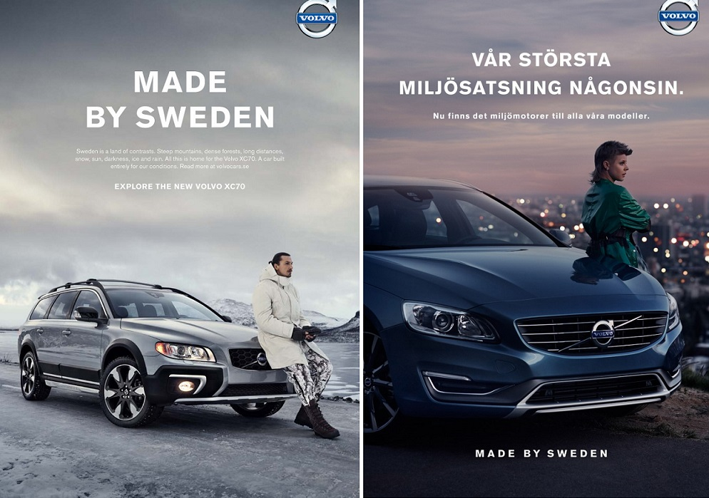 Volvo-Commercial-with-Zlatan - Robyn - Made in Sweden