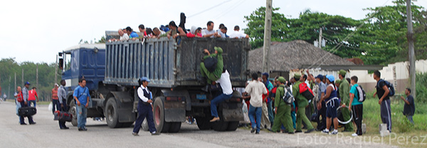 cuba - camiones transporte 1