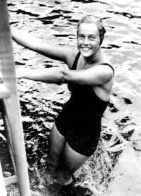 Ingeborg Kickan Sjökvist Juegos Olímpicos de Berlín 1936