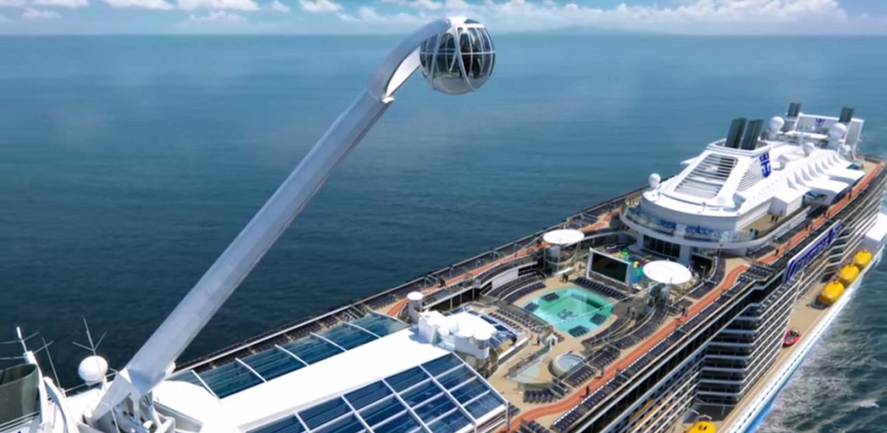 Quantum of the Seas – North Star