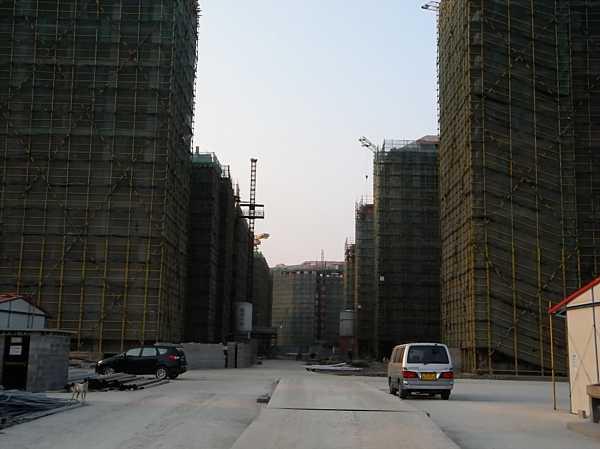 nanhui new city