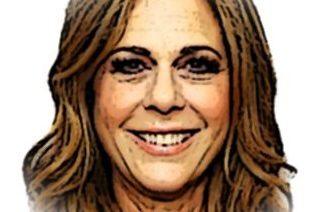 Rita Wilson se somete a doble mastectomía tras ser diagnosticada con cáncer