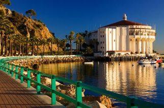 Isla Santa Catalina – ven al refugio estelar