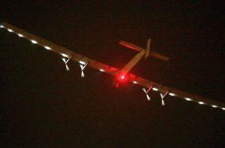 El Solar Impulse 2 despega desde China rumbo a Hawai