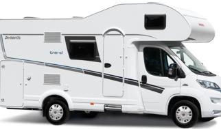 Autocaravanas para familias con niños (5 de 10) – DETHLEFFS Trend A5887