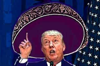 Trump: Mexicanos traen crimen y drogas y son violadores