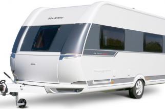 Nueva serie de caravanas de Hobby