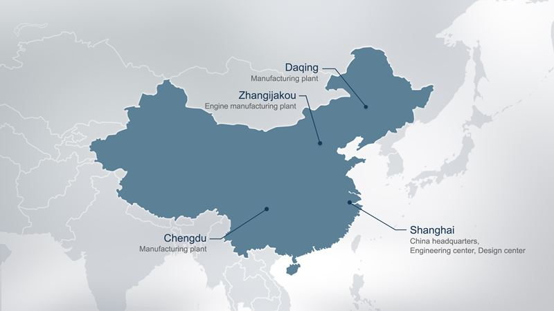 Volvo Cars - China