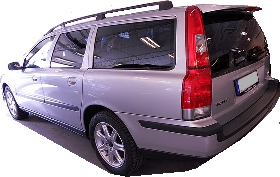 Volvo V70 2.5T Business -2004-