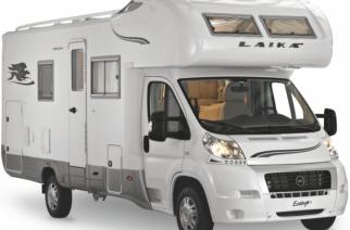 Autocaravanas para familias con niños (9 de 10) – LAIKA Ecovip 1