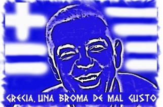 """Grecia – """"Una broma de mal gusto"""""""