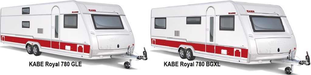 KABE ROYAL 780bgxl-outside