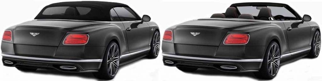 2016 Bentley Continental GT Speed Convertible---
