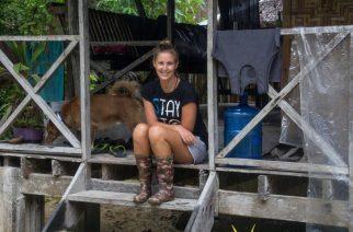 Sanne Sevig estuvo a punto de 'estresarse a muerte' – se mudó a Filipinas