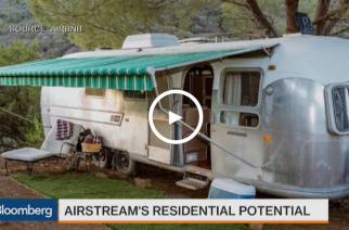 ¿Qué hay detrás del 'boom' de popularidad de las caravanas Airstream?
