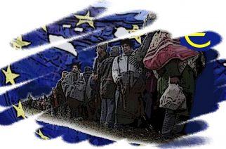 ¿Cuántos inmigrantes en Europa son refugiados?