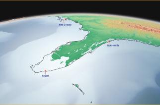 Nivel del mar se tragará a 414 ciudades en EE.UU. para el 2100