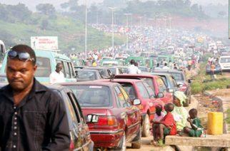 Aquí se encuentra el tráfico más peligroso del mundo