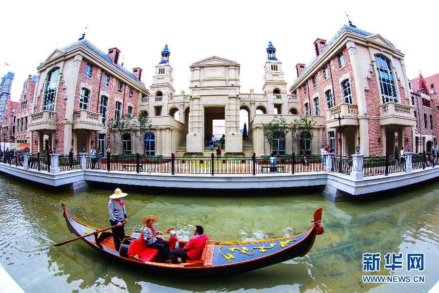 Dalian, Liaoning Province. Photo Xinhua