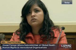 """Karla Jacinto, sobreviviente de tráfico de personas: """"Fui violada 43.200 veces"""""""