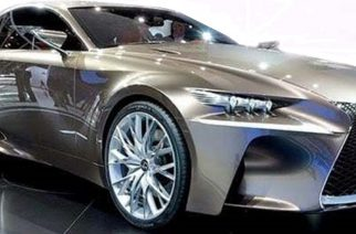 "Lexus menosprecia ""Made in China"""