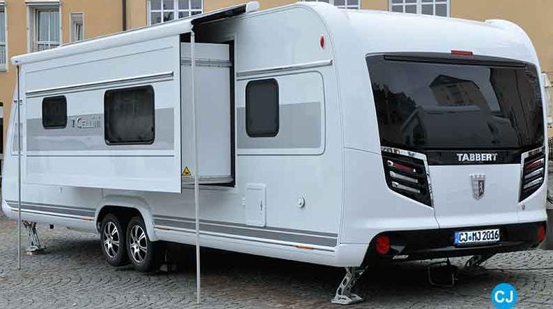 Excellent Tabbert Comtesse 515  DESERTHOME  Caravans For Sale