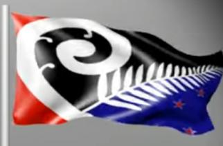 NUEVA ZELANDA, el país isleño con 40 banderas…