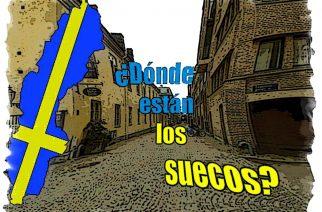 Difícil encontrar suecos en Suecia…
