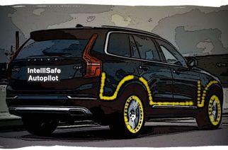 Así serán los coches Volvo sin conductor