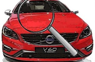 VOLVO V60 será inspeccionado por la Kraftfahrt-Bundesamt