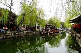 """Zhouzhuang y Dalian, """"Venecias"""" del Lejano Oriente"""