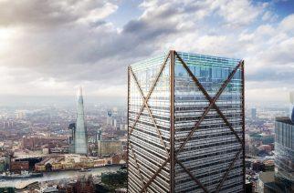"""""""1 UNDERSHAFT"""", el edificio """"más elevado"""" de Londres, no el """"más alto""""…"""