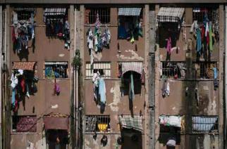 Repleto en cárceles brasileñas