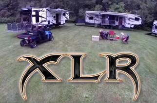 XLR de Forest River en consonancia con estilo de vida en 'Toy Haulers'