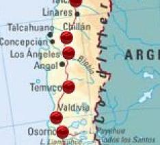 CHILE: RUTA PANAMERICANA – De aquí al fin del mundo