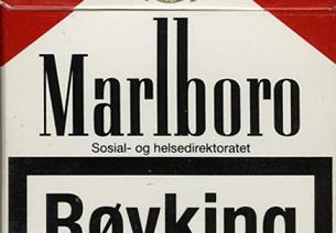 Precios de liquidación en Noruega – 11.60 € por 1 paquete de Marlboro