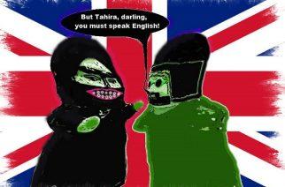 David Cameron y las musulmanas