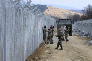 MACEDONIA levanta su 2.ª valla para frenar la avalancha de refugiados