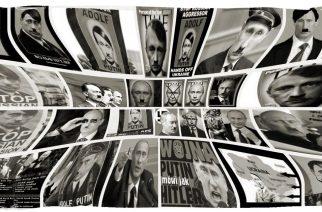 Putin, 'el pequeño Hitler'