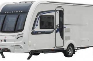 Caravanas COACHMAN 2016