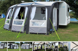 Avances inflables KAMPA