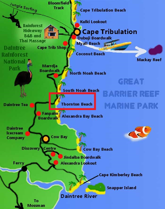 map-daintree