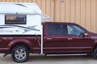 NORTHSTAR Vista – camioneta camper sin alcoba