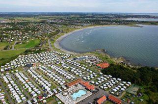 Campings suecos pueden batir nuevo récord de clientes