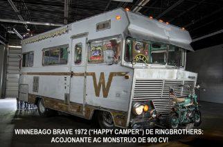 """WINNEBAGO Brave 1972 (""""The Happy Camper"""")"""