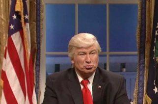 El 'despotorro' de Alec Baldwin sobre Donald Trump