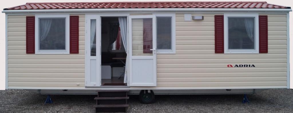 Adria lanza mobile homes en suecia el rastreador de - Vivre en mobil home ...