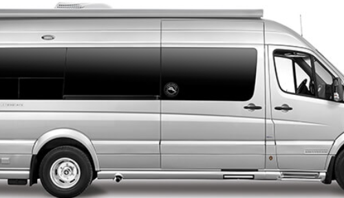 The Airstream® Tommy Bahama® Special Edition Touring Coach